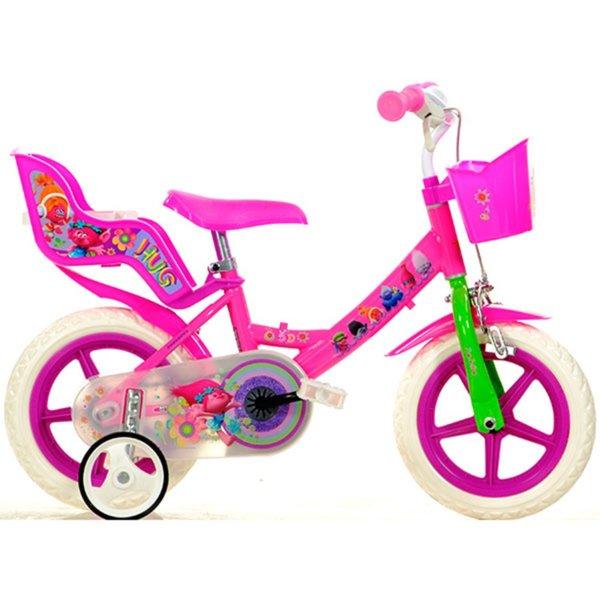 Детско колело Trolls 12''